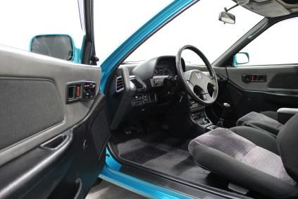 1991 Honda Civic Si Tahitian Green 23