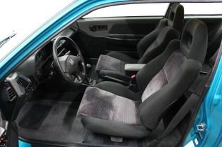 1991 Honda Civic Si Tahitian Green 24