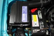 1991 Honda Civic Si Tahitian Green 53