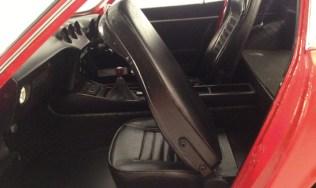 Nissan Fairlady Z S30 subscription model interior