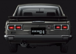Nissan Skyline KPGC10 GT-R Hakosuka subscription model led lights