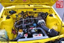 Toyota E70TurboWagonEngine1