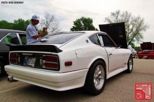 Datsun 280Z Kit Rear Team_Nostalgic Chicago
