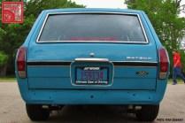 Datsun 510 Wagon Rear Team_Nostalgic Chicago
