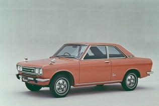 Datsun Bluebird Coupe 1800SSS front