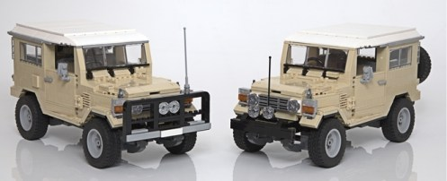 Lego Toyota Land Cruiser 05