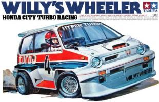 Tamiya Honda City Turbo Willy's Wheeler