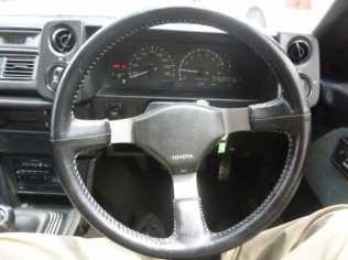 Toyota Corolla Levin GT Apex 18km 11