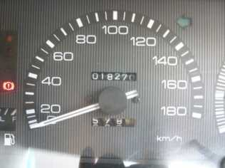 Toyota Corolla Levin GT Apex 18km 12