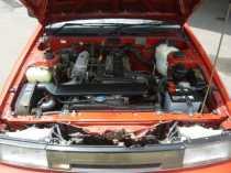 Toyota Corolla Levin GT Apex 18km 16