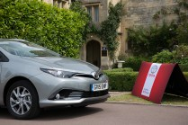 Toyota UK 50th Anniversary 28 Auris