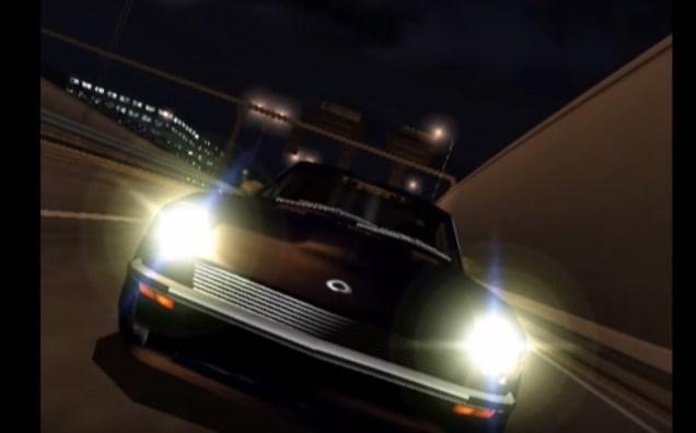The Man With No Name Tokyo Xtreme Racer Zero Nissan Fairlady Z S30