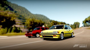 Forza Horizon 2 EA Civic