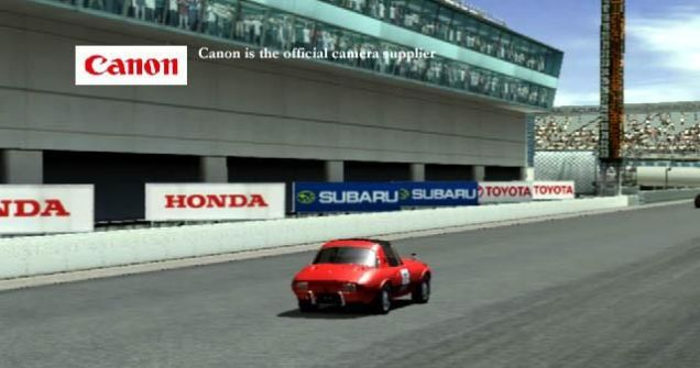 Toyota Sports 800 Sega GT Online