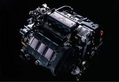 1990 Honda NSX engine