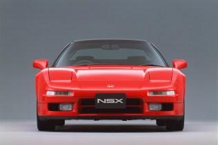 1990 Honda NSX front