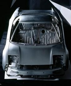 1992 Honda NSX aluminum body