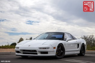 1993 Acura NSX - Grand Prix White 14
