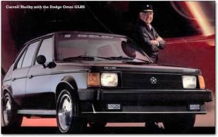 Dodge Omni GLHS