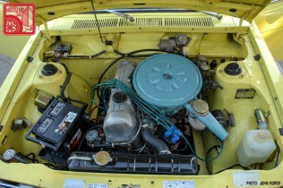 1973 Datsun 510 129s
