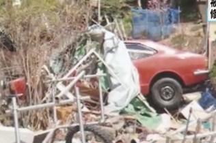 Toyota Corolla TE27 tsunami restoration 01