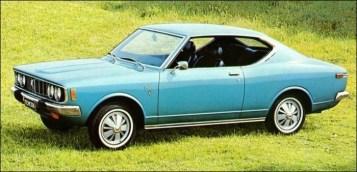 Toyota Corona Coupe T90
