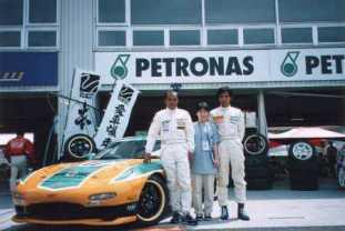 Yoshimi Katayama Mazda RX7 FD3S
