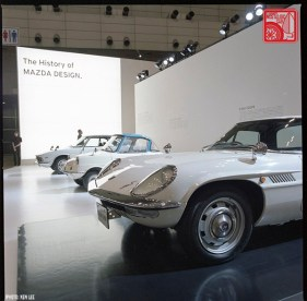 030KL-424w_Mazda Cosmo Sport 110S & R360 & R130 Luce Rotary Coupe