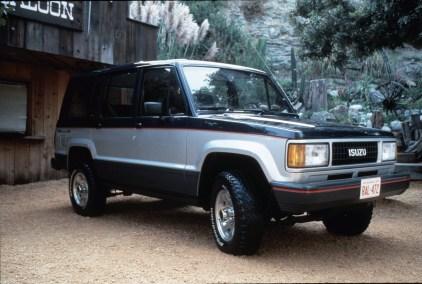 1987 Trooper II LS