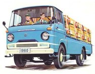Isuzu N-Series 1960