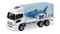 Tomica Hino shark truck