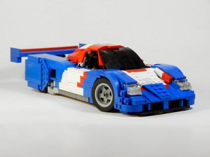 Lego Nissan R89C 01