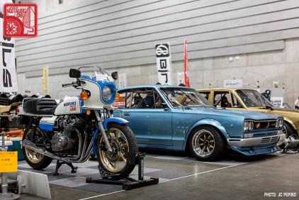 068-JCP49_SuzukiGS1000S_NissanSkylineC10-BILSPanasport