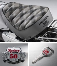 Honda Monkey 50th Anniversary Special 06