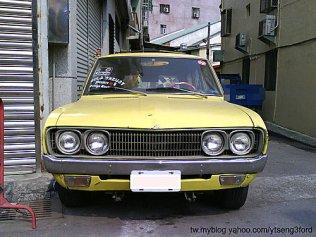 YueLoong YLN-753 Datsun 620 Wagon 02