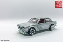 010-8808_Hot Wheels Japan Historics 2 Datsun Bluebird 510