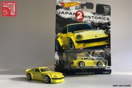 035-9191_Hot Wheels Japan Historics 2 Nissan FairladyZ