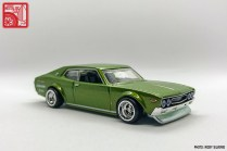 050-8803_Hot Wheels Japan Historics 2 Nissan Laurel SGX C130