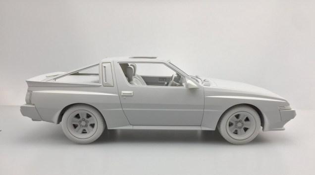 LS Collectibles Mitsubishi Starion 04