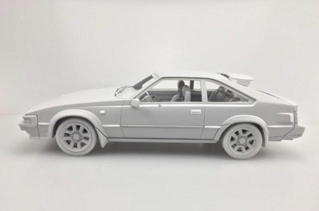 LS Toyota Celica Supra A60 01s