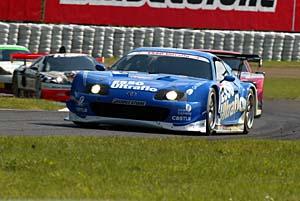 Esso Ultraflo Toyota Supra A80 JGTC 2002