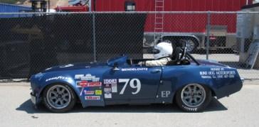 Bob Studdard Datsun Fairlady 2000 Roadster