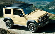 Suzuki Jimny 4th gen 09