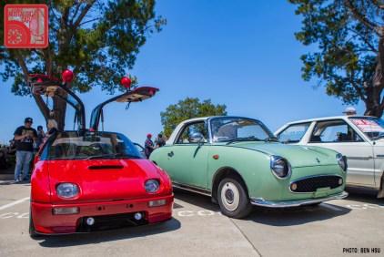 048-4666_Mazda Autozam AZ1 & Nissan Figaro