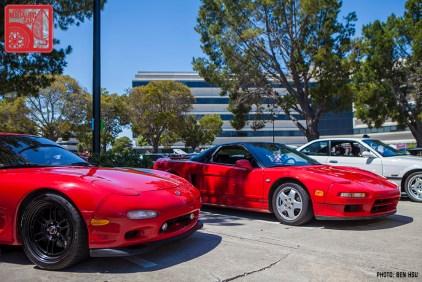 113-4598_Mazda RX7 FD3S & Acura NSX