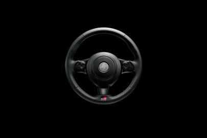 Toyota 86 GR Sport 06 steering wheel