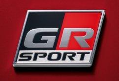 Toyota 86 GR Sport 08 emblem