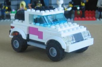 Lego Suzuki Samurai by L-Rides 01