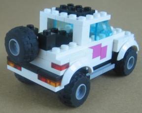 Lego Suzuki Samurai by L-Rides 02