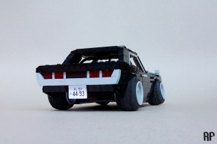 Lego Toyota Celica A20 by Rhys' Pieces 02